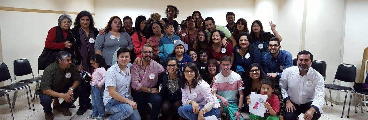 Encuentros de familia fundación Renaciendo