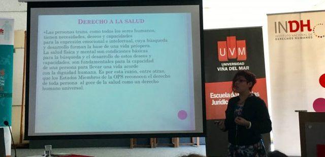 Seminario en Derechos Humanos en Inclusión Social