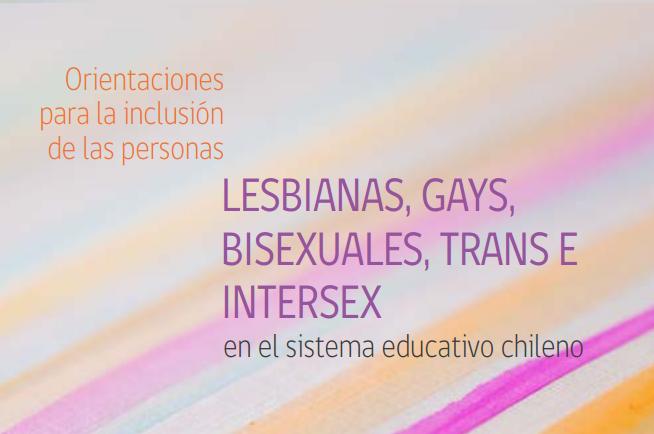 Nueva normativa para colegios para el trado de NNA LGTBI
